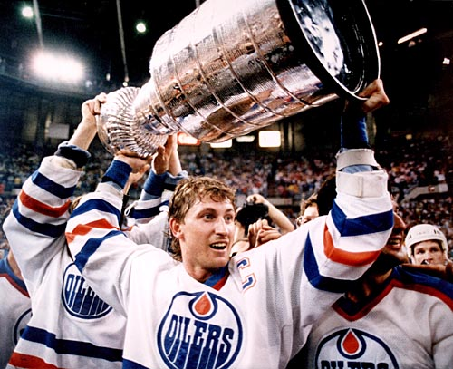 Citation de Wayne Gretzky
