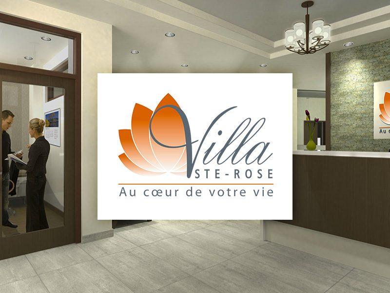 Résidence Villa Ste-Rose, Laval, résidence pour personnes âgées