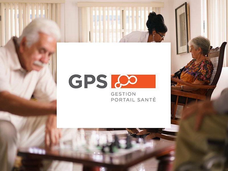 Gestion portail santé (GPS), Logiciel de gestion en résidence pour aînés