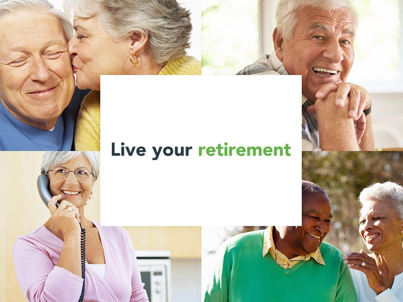 Live your retirement, Senior Housing and Living