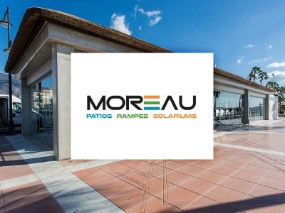 Moreau PRS - Patios Rampes Solariums