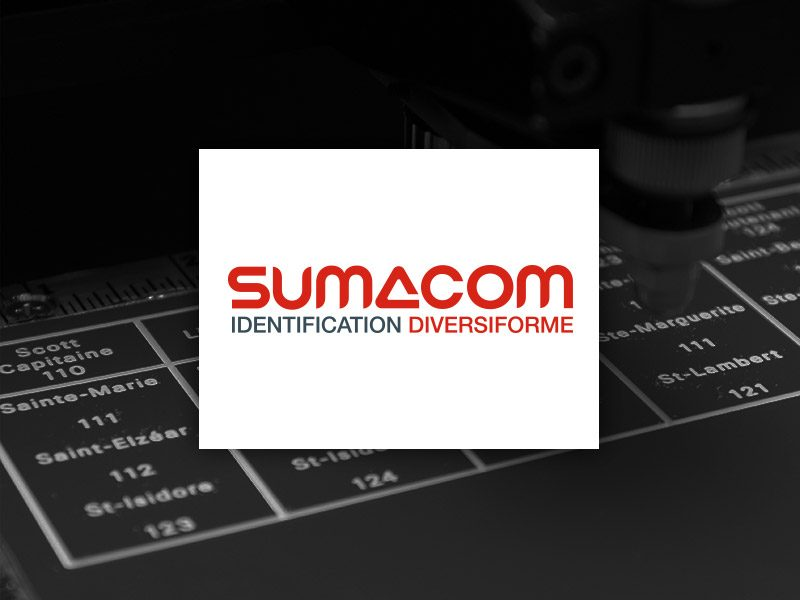 Sumacom objects promotionnels