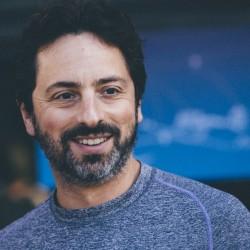 Photo de Sergey Brin en 2015