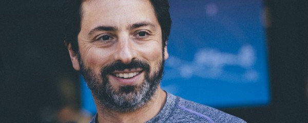 Photo de Sergey Brin en 2015